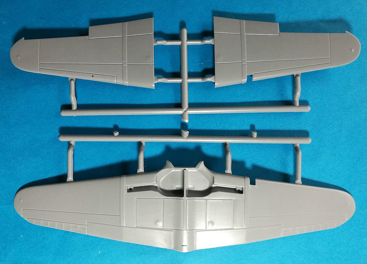 ARK-Models-AK-48045-Polikarpov-I-185-17 Polikarpov I-185 im Maßstab 1:48 von ARK Models AK 48045