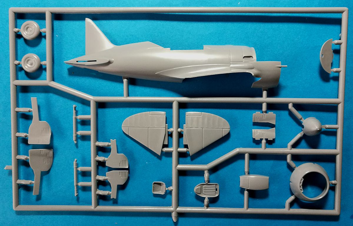 ARK-Models-AK-48045-Polikarpov-I-185-19 Polikarpov I-185 im Maßstab 1:48 von ARK Models AK 48045