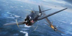 Neuigkeiten aus Telford: Airfix 1:24 F6F-5 Hellcat