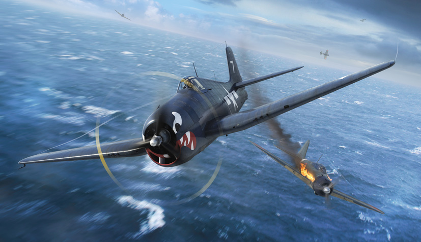 Airfix_grumman_f6f-5_hellcat_announcement_on_the_airfix_workbench_blog Neuigkeiten aus Telford: Airfix 1:24 F6F-5 Hellcat
