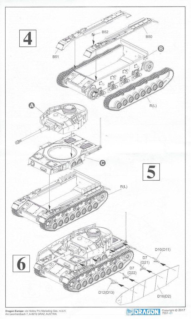 Anleitung4-613x1024 Pz. Kpfw. IV Ausf. H Dragon 1:72 (#7551)
