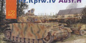 Pz. Kpfw. IV Ausf. H Dragon 1:72 (#7551)
