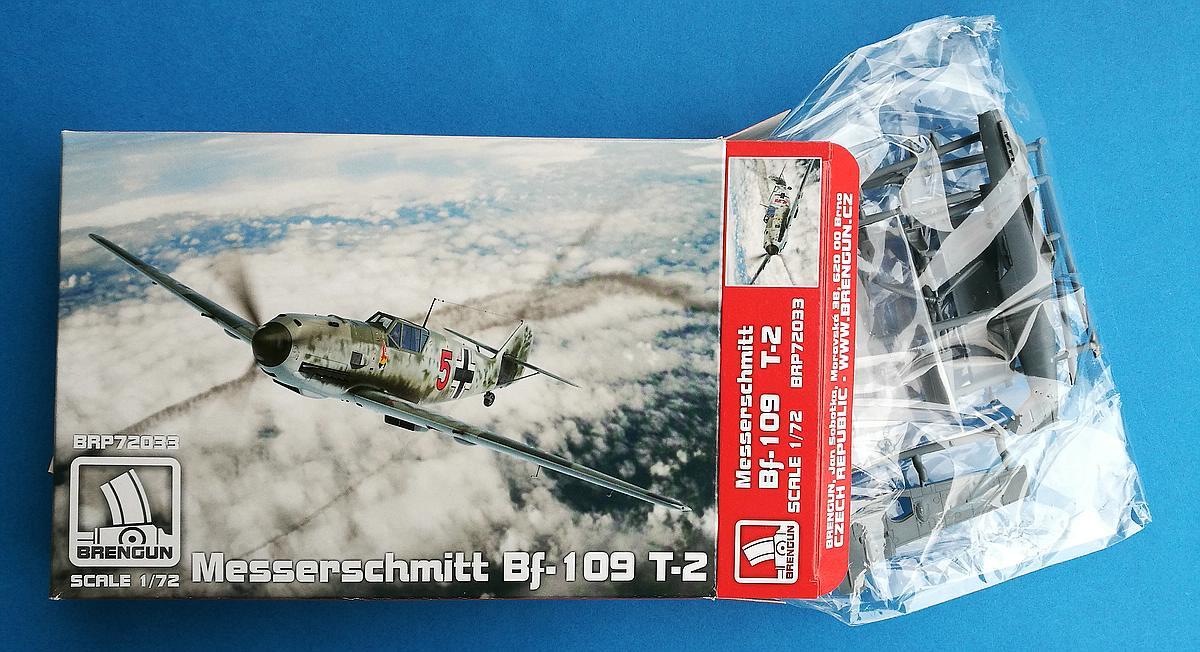Brengun-BRP-72033-Messerschmitt-Bf-109T-16 Messerschmitt Bf 109T im Maßstab 1:72 von Brengun BRP 72033