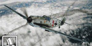 Messerschmitt Bf 109T im Maßstab 1:72 von Brengun BRP 72033
