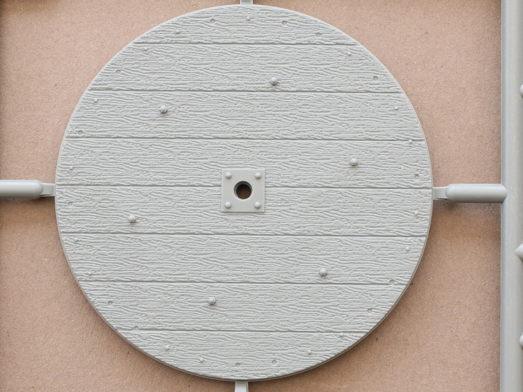 Details Cable Spools im MAßstab 1:35 von MiniArt #35583