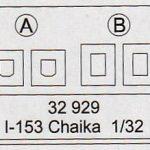 Eduard-32929-I-153-Chaika-3-150x150 Photoätzteile für die 1:32er Polikarpov I-153 Tschaika im Maßstab 1:32 von Eduard