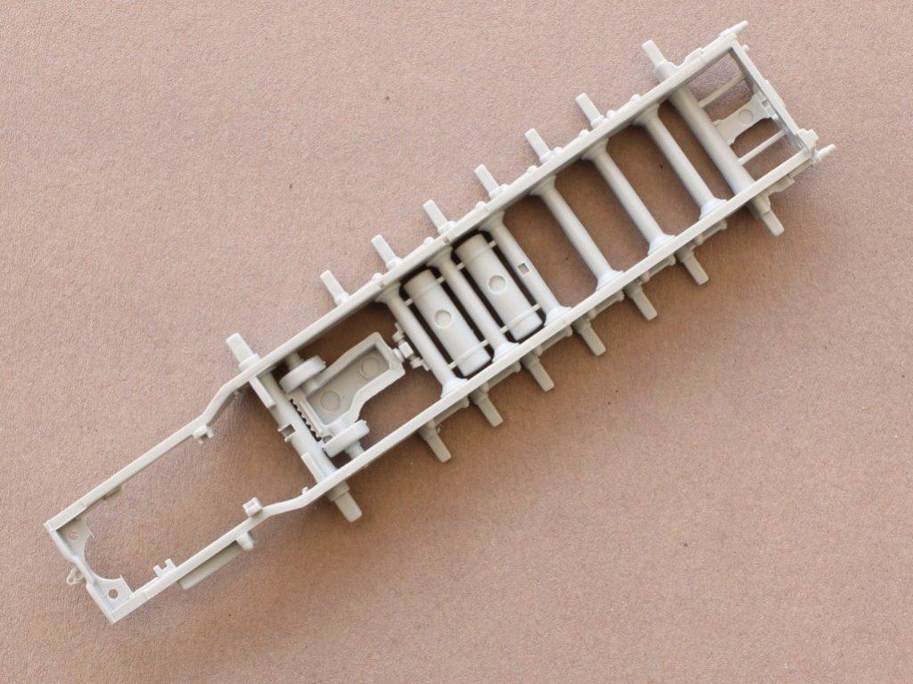 IMG_0067-1024x767 Sd. Kfz. 9/1 Early Version (Drehkran 6/ auf Zugkraftwagen 18T) FAMO Trumpeter 1:72 (07253)