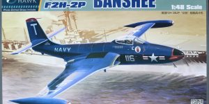 "F2H-2(P) ""Banshee"" – Kitty Hawk 1/48"
