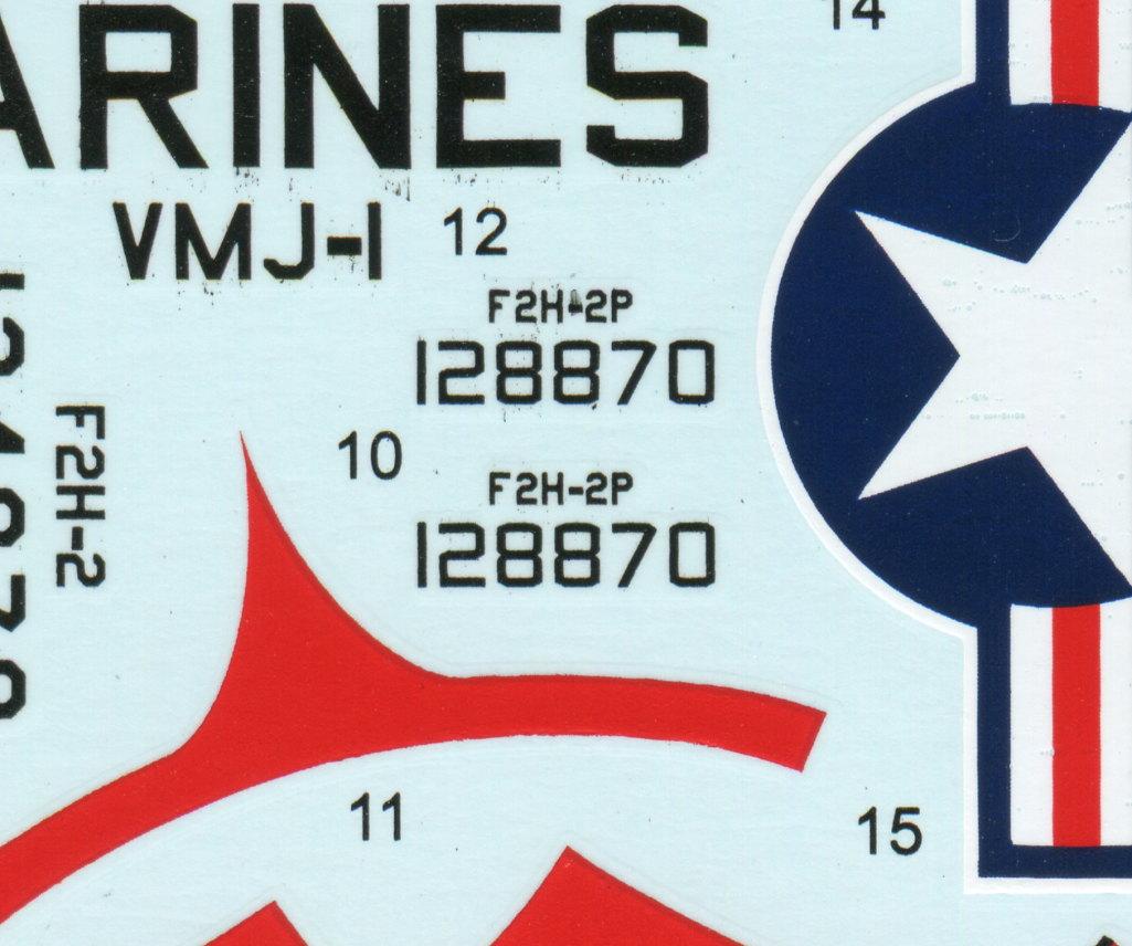 """KH_F2H_Banshee_47 F2H-2(P) """"Banshee"""" - Kitty Hawk 1/48"""