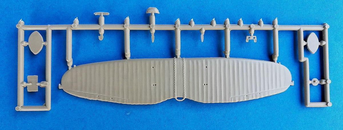 KORA-KPK-72081-Dewoitine-D.27-III-Schweiz-4 Dewoitine D.27 der Schweizer Flugwaffe im Maßstab 1:72 von KORA Models KPK 72081