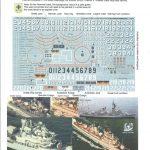 L´Arsenal-350-13-DDG-13_Anleitung-09-150x150 Lenkwaffenzerstörer DDG Benjamin Stoddert der Charles F. Adams Class in 1:350 von L´Arsenal 350-13