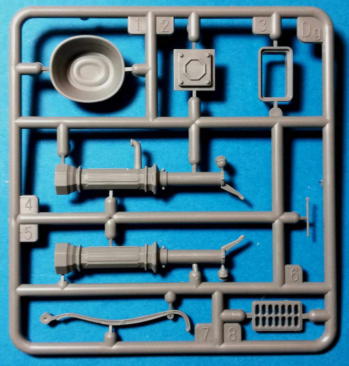 MiniArt-35578-Water-Pump-Set-14 Water Pump Set im Maßstab 1:35 von MiniArt 35578