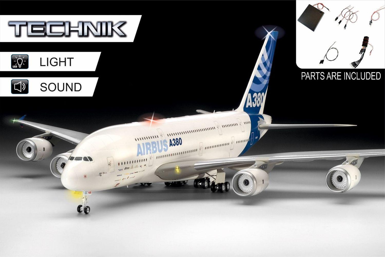 Revell-00453-Technik_Airbus-A380-800 Revell-Neuheiten im I. Quartal 2019