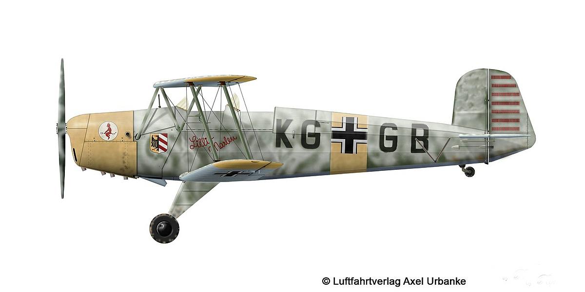 Revell-03886-Bücker-Bu-131-Jungmann-c-Luftfahrtverlag-Axel-Urbanke Revell-Neuheiten im I. Quartal 2019