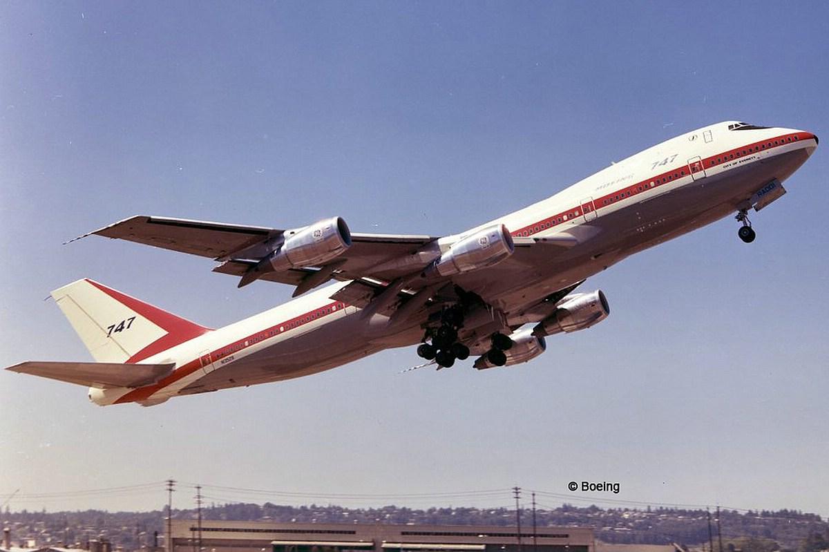 Revell-05686-Boeing-747-100-50th-Anniversary-c-BOEING Revell-Neuheiten im I. Quartal 2019