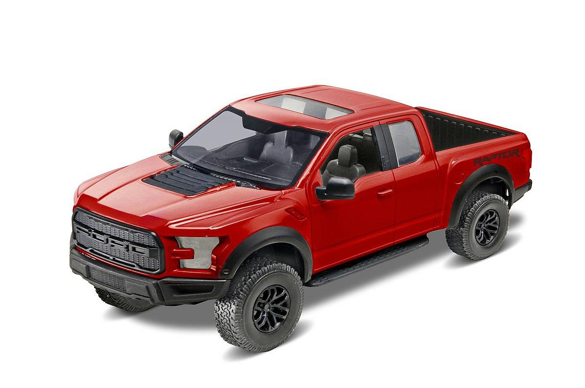 Revell-07048-2017-Ford-F-150-Raptor Revell-Neuheiten im I. Quartal 2019