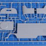 """Revell-07049-VW-T1-Bulli-Kastenwagen-17-150x150 VW T1 Kastenwagen """"Renndienst"""" im Maßstab 1:16 von Revell 07049"""