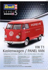 Revell-07049-VW-T1-Bulli-Kastenwagen-28-204x300 Revell 07049 VW T1 Bulli Kastenwagen (28)