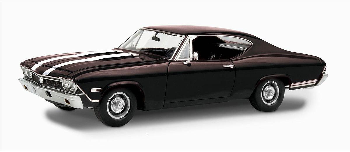 Revell-07662-1968-Chevy-Chevelle Revell-Neuheiten im I. Quartal 2019