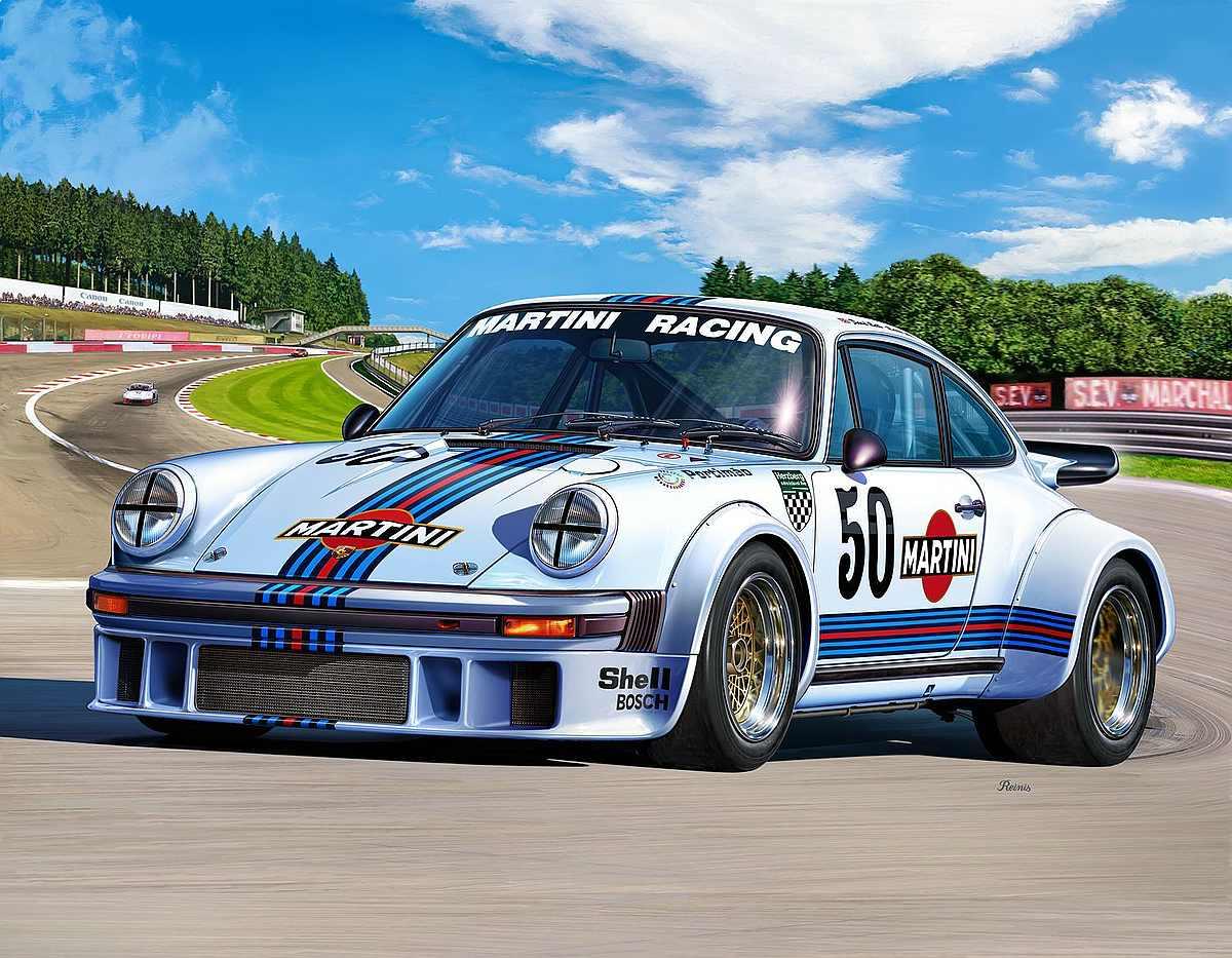 Revell-07685-Porsche-934-RSR-Martini Revell-Neuheiten im I. Quartal 2019