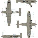 Special-Hobby-SH-72221-Messerschmitt-Me-209-V-4-Bauanleitung-6-150x150 Messerschmitt Me 209 V4 im Maßstab 1:72 von Special Hobby SH 72221