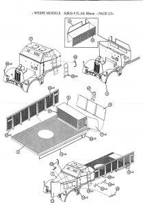 WespeModels-WES-48-156-SdKfz-9-mit-88mm-FLAK-Bauanleitung-1-209x300 WespeModels WES 48-156 SdKfz 9 mit 88mm FLAK Bauanleitung (1)