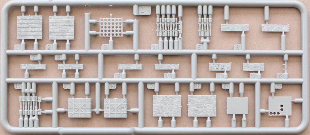 a9 German Grenades & Mines Set 1:35 Miniart (#35258)