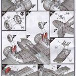 Airfix-A09186-Bristol-Blenheim-Mk.-IF-Bauanleitung-18-150x150 Blenheim Mk. IF im Maßstab 1:48 von Airfix