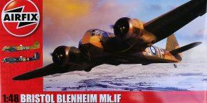 Blenheim Mk. IF im Maßstab 1:48 von Airfix