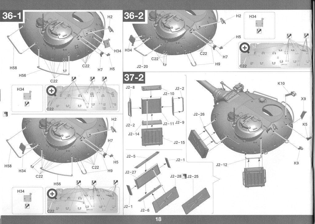 Anleitung19-1024x727 T-55A 1:35 Takom (#2056)