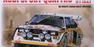 Audi S1 Rallye im Maßstab 1:24 von BeeMax B 24017