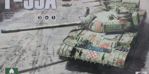 T-55A 1:35 Takom (#2056)