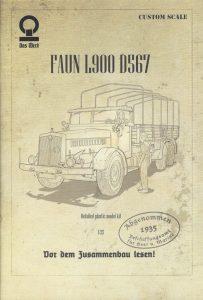 Faun01-1-203x300 Faun L900 mit SdAh 115 1:35 Das Werk (#35003)