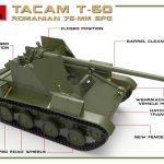 MiniArt-35240-TACAM-T-60-5-150x150 Rumänischer 7,62mm Panzerjäger TACAM auf Fahrgestell T-60 von MiniArt 35240