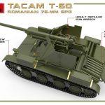 MiniArt-35240-TACAM-T-60-6-150x150 Rumänischer 7,62mm Panzerjäger TACAM auf Fahrgestell T-60 von MiniArt 35240