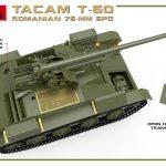 MiniArt-35240-TACAM-T-60-9-150x150 Rumänischer 7,62mm Panzerjäger TACAM auf Fahrgestell T-60 von MiniArt 35240