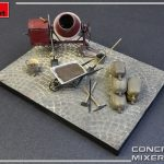 MiniArt-35593-Concrete-Mixer-Set-3-150x150 Concrete Mixer Set im Maßstab 1:35 von MiniArt 35593