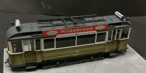 Gebaut – der Triebwagen 641 im Maßstab 1:35 von MiniArt 38003