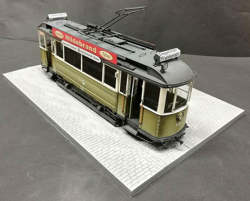 MiniArt-38003-German-Tram-Car-641-Gallerie-4 Gebaut - der Triebwagen 641 im Maßstab 1:35 von MiniArt 38003