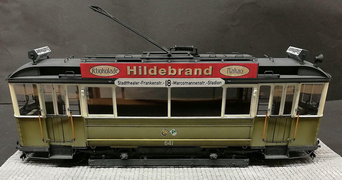 MiniArt-38003-German-Tram-Car-641-Gallerie-Titelbild Gebaut - der Triebwagen 641 im Maßstab 1:35 von MiniArt 38003