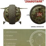 MiniArt-40001-Soviet-Ball-Tank-Sharotank-Bauanleitung-1-150x150 Soviet Ball Tank Sharotank in 1:35 von MiniArt # 40001