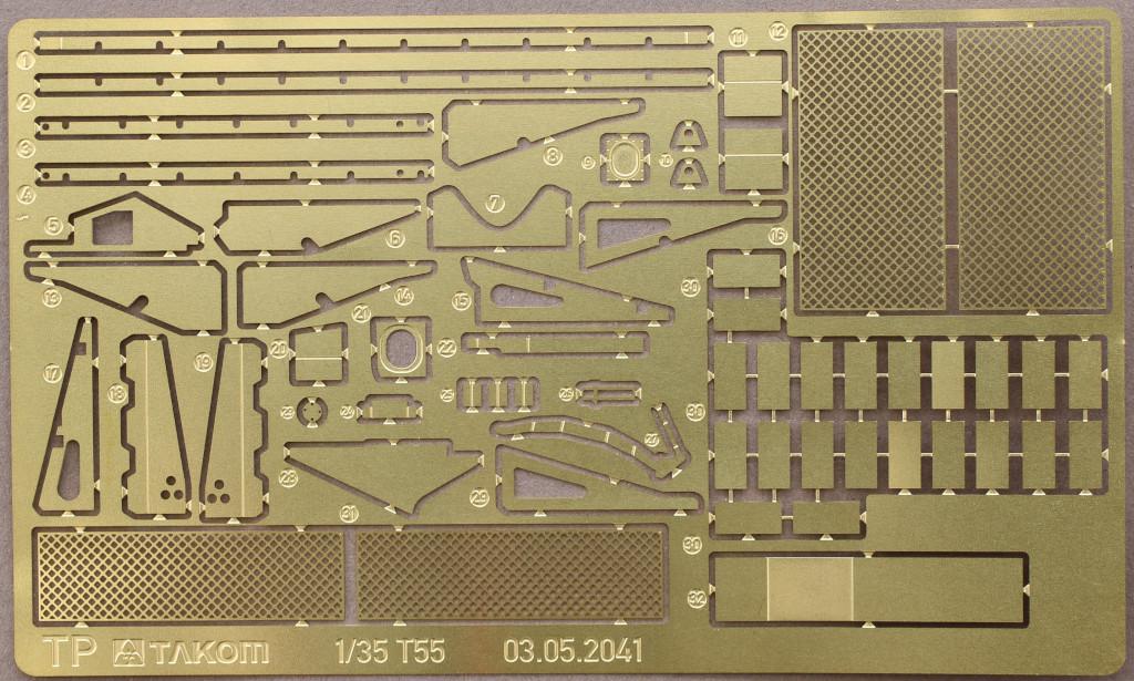 PE2 T-55A 1:35 Takom (#2056)