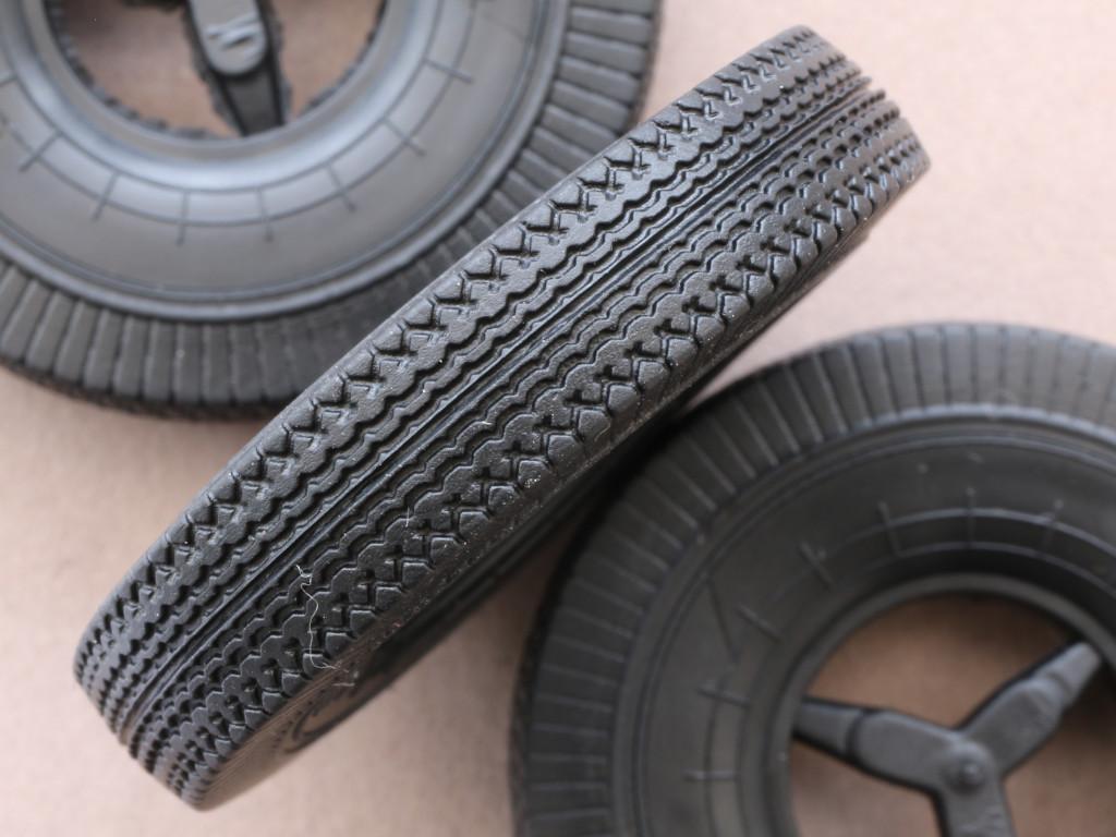 Reifen-Faun2 Faun L900 mit SdAh 115 1:35 Das Werk (#35003)