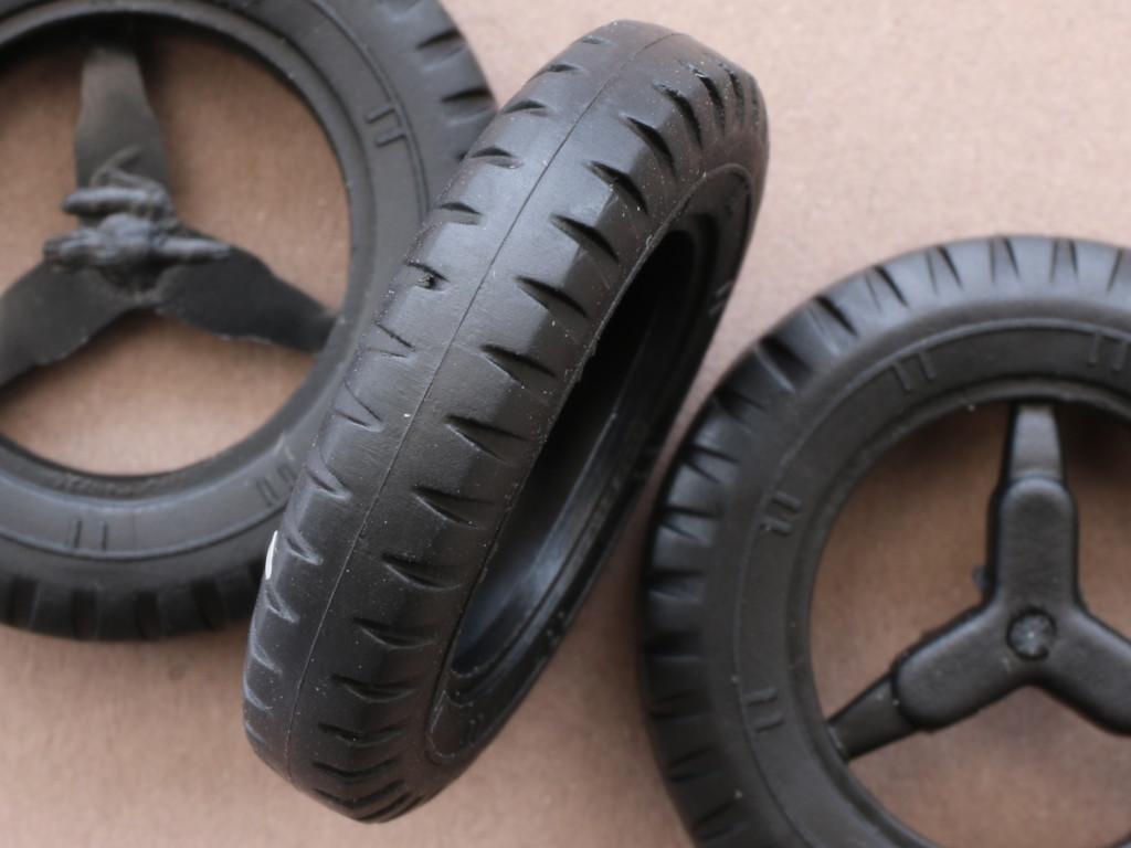 Reifen-Hänger2 Faun L900 mit SdAh 115 1:35 Das Werk (#35003)