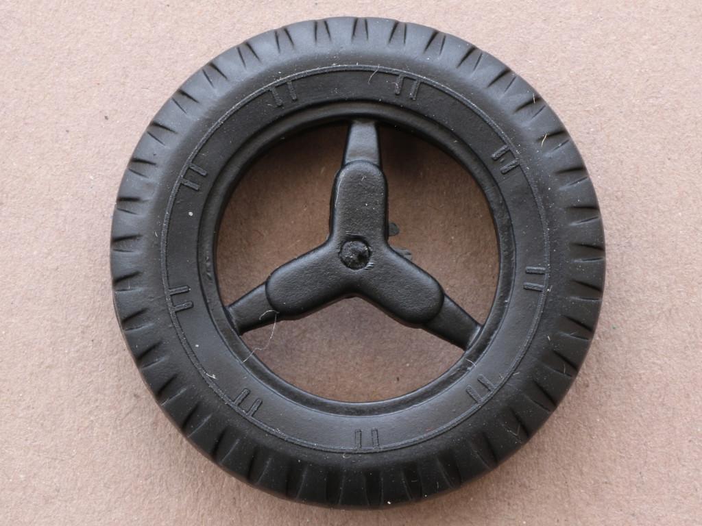 Reifen-Hänger1 Faun L900 mit SdAh 115 1:35 Das Werk (#35003)