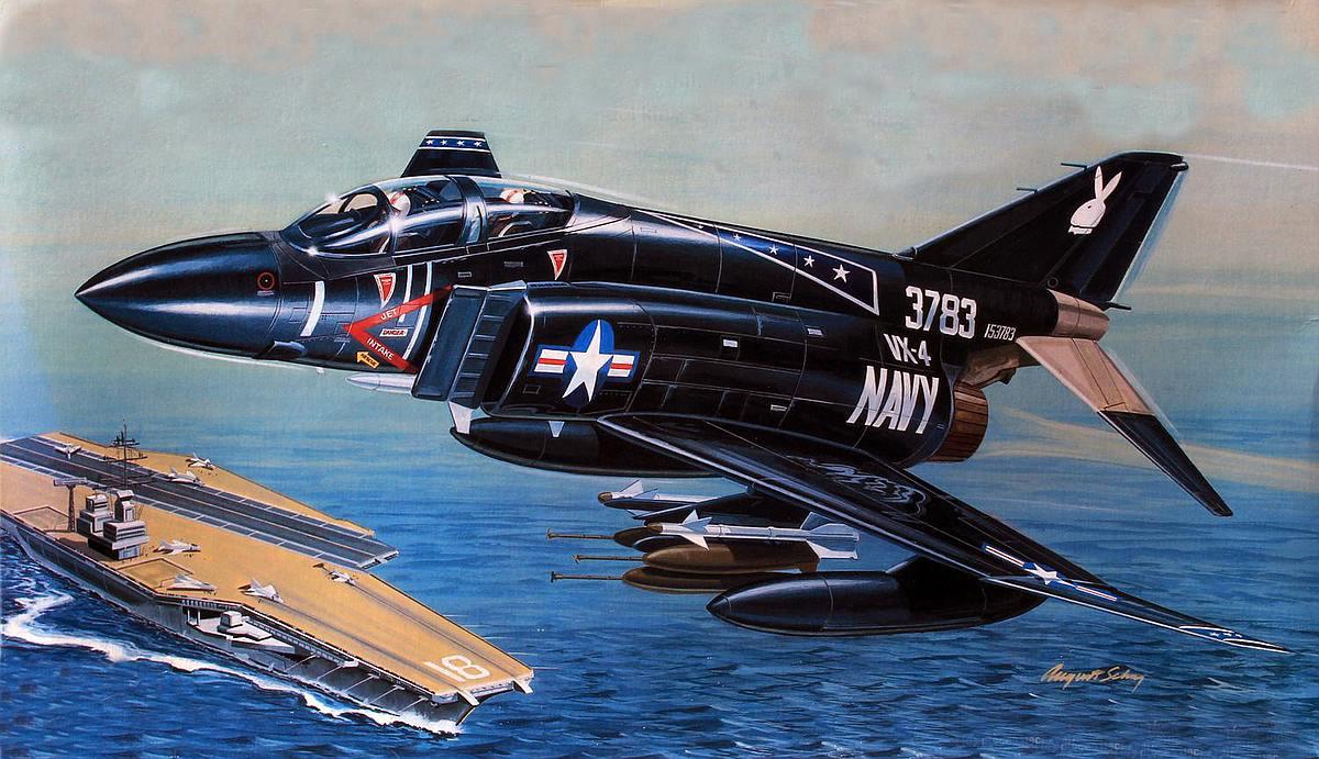 Revell-03651-F-4-Phantom Revell-Neuheiten 2019 - das II. bis IV. Quartal