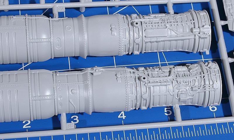 Revell-03919-MIRAGE-III-E-RD-O-29 Mirage III E/RD/O im Maßstab 1:32 von Revell 03919