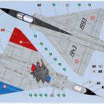 Revell-03919-MIRAGE-III-E-RD-O-54-150x150 Mirage III E/RD/O im Maßstab 1:32 von Revell 03919