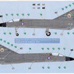 Revell-03919-MIRAGE-III-E-RD-O-58-150x150 Mirage III E/RD/O im Maßstab 1:32 von Revell 03919