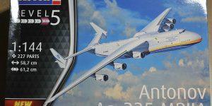 Antonov An-225 MRIJA in 1:144 von Revell 04958